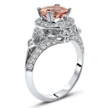 How to value morganite ring