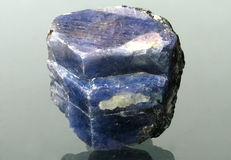 Blue Sapphire from Madagascar